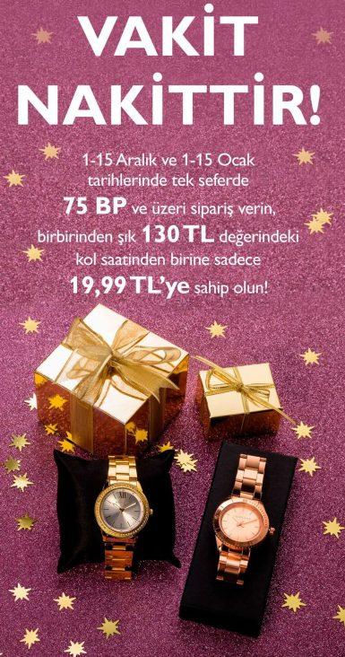 oriflame aralık katalog kampanyası