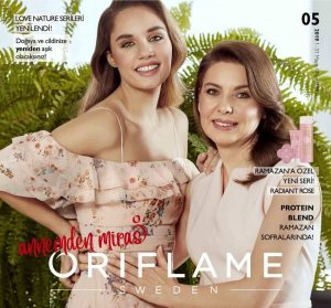oriflame mayıs katalog 2019