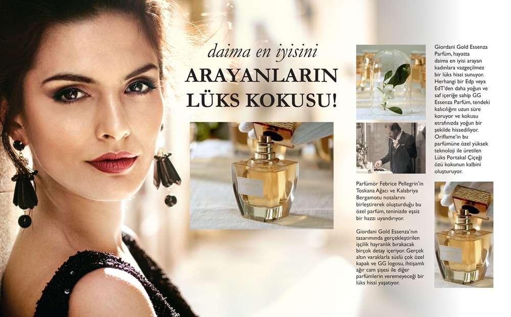 güzel kadın parfüm oriflame temmuz kazananlar kulübü kampanyası açıklama